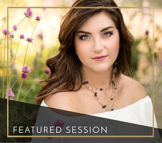 Senior Photography Feature Session